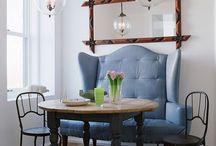 Alternative dining room ideas
