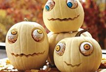 Pumpkin Carving Ideas / A board full of inspiration for carving the ultimate Halloween Pumpkin!