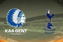 Prediksi KAA Gent vs Tottenham Hotspur