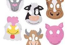 maska zvierat