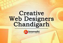 Creative Web Designers in Chandigarh / Web Designers