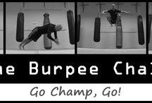KombatFitness.com / Fitness, Callisthenics, Sport, Flexibility, Mobility, Exercise, Workouts, Strength