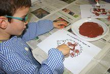 DIY manualidades diversas / DIY y manualidades infantiles variadas, realcionadas con cuentos o con las estaciones del año