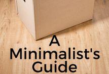 Minimalism / by Marianne