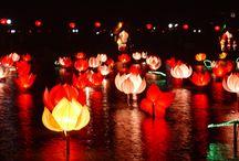Lanterns / by Rosalie Paraiso