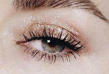 sparkling make up