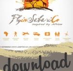 Fly In Safari Company Brochures