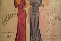 Womens 1930s Fashion
