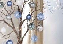 Então, é Natal... E Ano Novo também! / Confira algumas opções de decoração para seu Natal e Ano Novo e inspire-se!