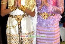 Thaimaalainen pukeutumiskulttuuri