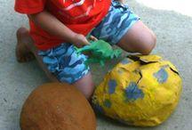 Dinosaur party ideas / Children's Birthday party