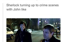 Sherlock / My fav