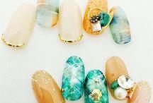 nail summer