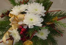 CHRISTMAS DEKORATIONS DIY / Weihnachtsdekoration selber machen, Video-Anleitung.