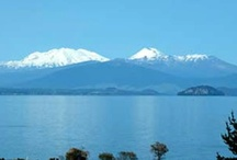 Great Lake Taupo / Our hometown and on the most spectacular trout fishing spots in New Zealand