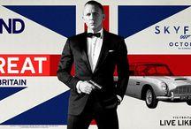 007 / Bond / by Jack Brown