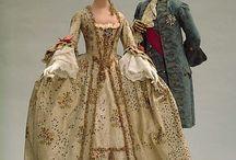 7.1.7. Robe a la francaise / suknia francuska 18th