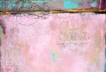 Soyut Resimler Paintings