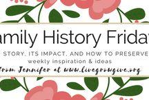 Family History Friday