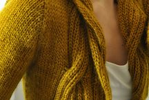 K ... Knitting - Sweaters, Cardigans & Capes/ Ponchos/ Coats