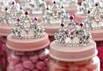 Princess Shower Stuff / by Sherri Perez MacDonald