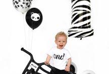 First Birthday / Inspiration for your little ones' special first birthday!  - [Eerste verjaarddag/1e verjaardag/1st birthday]