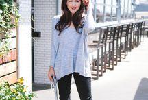 Minimalist outfits / classy chic simple stylish