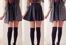 Outfits / Different styles of outfits