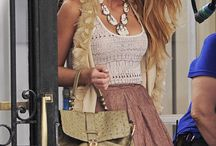gossip girl style / the great sense of style on gossip girl