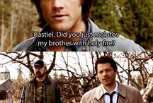 Supernatural Quotes XD