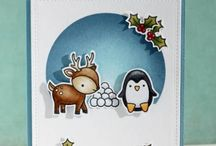 Critter cards