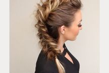 Hair tips and ideas