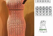 Crochet-Dresses / by Alisa Mujkanovic