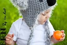 Dla dzieci-szydełkiem i na drutach