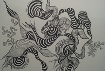 Drawing - Patterns