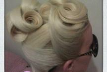 hair, makeup n stuf