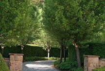 Gateways and entrances