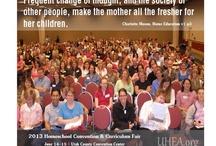 2013 Homeschool Convention & Curriculum Fair