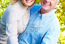Idősebb párok