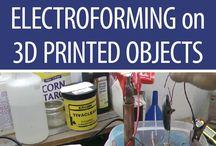 copper electroforming