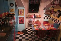 Kitchen Ideas / Mostly Vintage