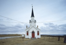 Churches / by Ludell Goodman