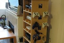 Games rooms