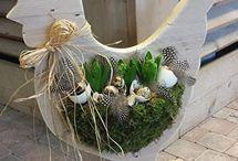 dekoracje Wielkanoc