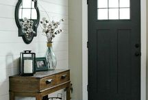 home | entryway / by * Jennifer *