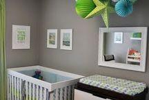 quarto de bebês