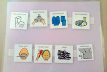 ideas for jakes learning / by Shelly Rightsell