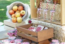 Apple orchard event / by Cheyenne Neal