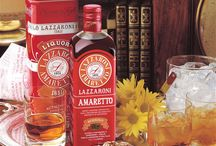 Amaretto Liquors - Paolo Lazzaroni e Figli / Amaretto Liquors and other specialties