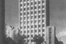 Warszawa na starej fotografii